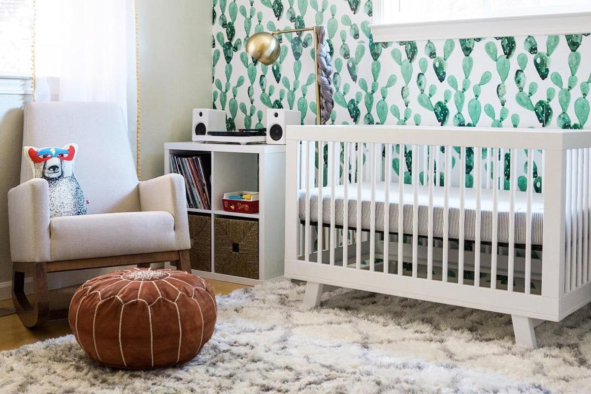 tempat ranjang box bayi tidur bayi