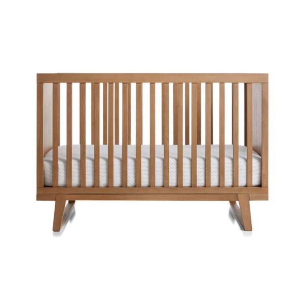 tempat tidur bayi minimalis kayu jati jepara 1
