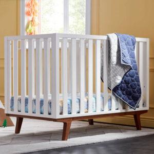tempat tidur bayi minimalis retro terbaru