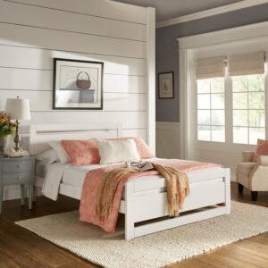 ranjang tidur minimalis mewah modern jepara