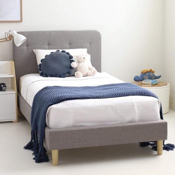 tempat tidur minimalis jok minimalis mewah