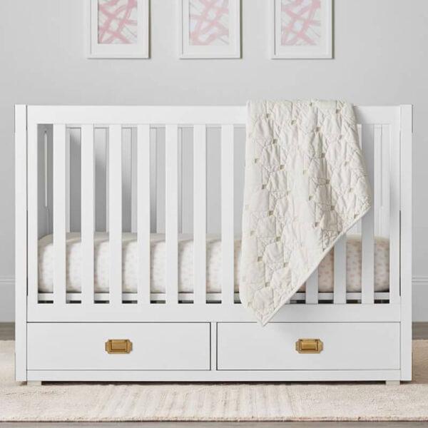 Box bayi minimalis 2 laci terbaru