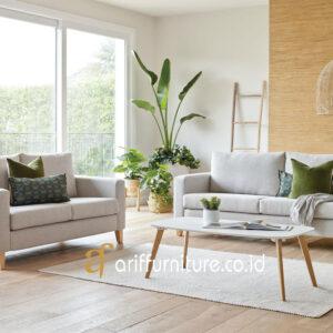Model Set Sofa Ruang Tamu Minimalis